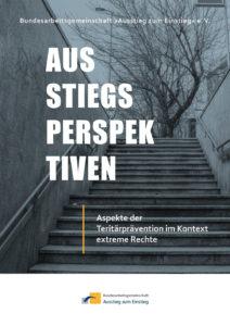 "BAG-Broschüre ""Ausstiegsperspektiven"""